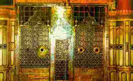 saudi membongkar makam nabi muhammad