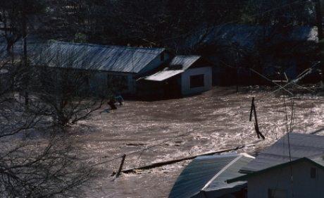 musibah banjir indonesia