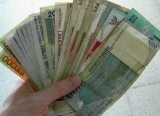 duit untuk membayar zakat