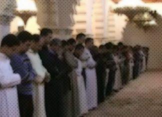shalat isya' dan tarawih