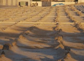 kuburan muslim