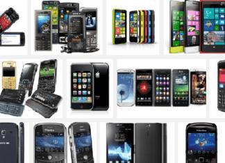gambar handphone