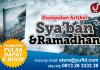 ebook artikel ramadhan