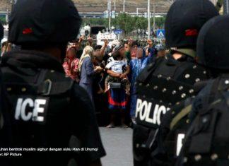foto muslim uighurs