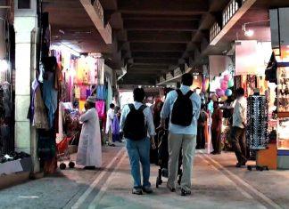 jalan-jalan ke pasar