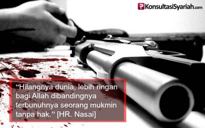 kematian muslim terduga teroris