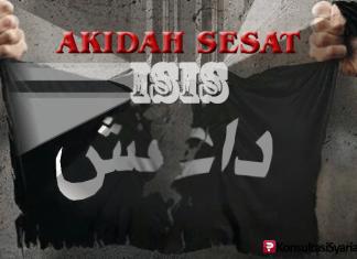 benarkah isis bagian dari salafi