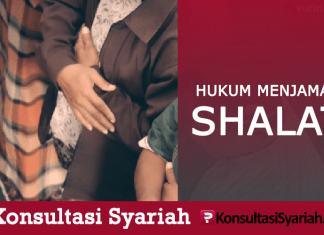 menjama' shalat dhuhur dan ashar