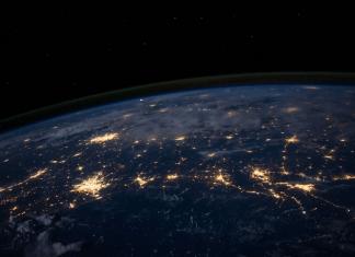 bumi dan langit waktu kiamat