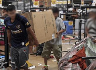 hukum menjarah saat bencana