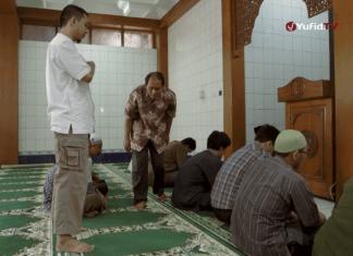 imam menghadap makmum setelah shalat