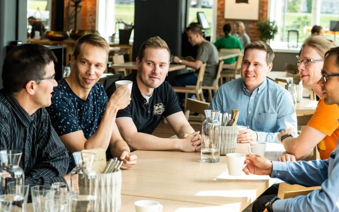 Autan Codeota matkalla Suomen läpinäkyvimmäksi yritykseksi