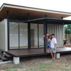 Harga Baja Ringan Bekas Rumah Container Kusus Orang Yang Sering Berpindah-pindah ...