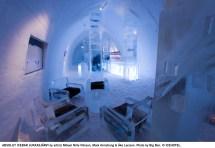 Inside Igloo Houses