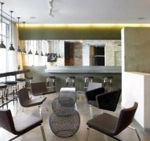 Hotel Lobby Modern Interior Design