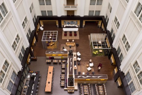 The Nines Hotel Portland, Oregon