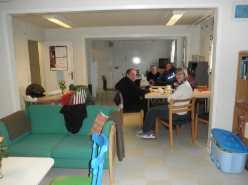 Åbent hus i Frivillighuset Lørdag den 13. april 2013