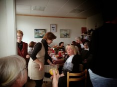 Jubilæum - Jubilæum 2014, Både Kontakt mellem Mennesker og daglig leder Susanne Aasholm fejrer 25 år med frivillighed og selvhjælp
