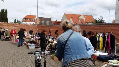 Loppemarked i Frivillighuset 12 juni 2016