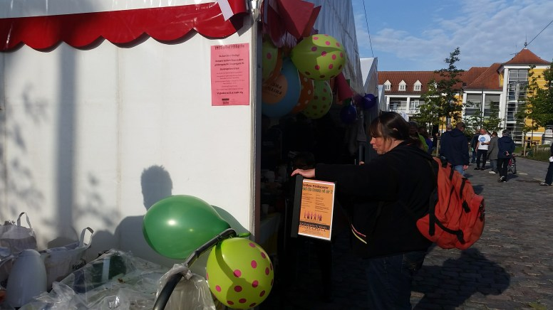 Foreningsmarked 2016 - Ramsherred ved Torvet i Svendborg, lørdag den 1. oktober