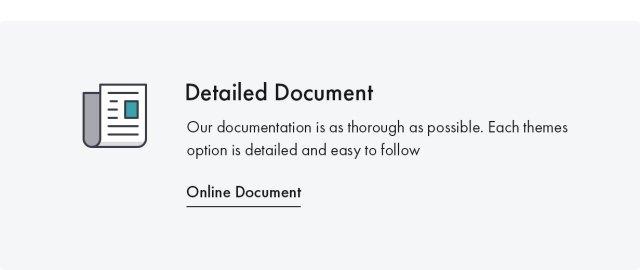Konte WooCommerce theme - Detailed documentation