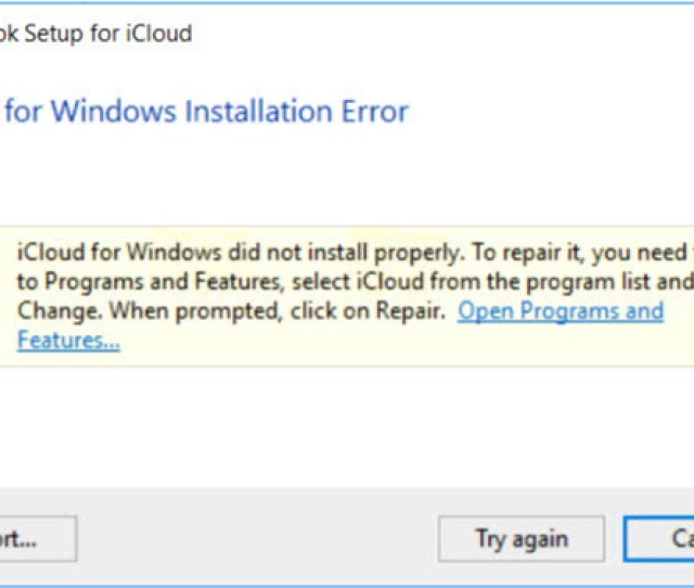 Heres The Fix That Works For Ms Office 2016 32 Bit And 64 Bit Versions And Icloud 7 X