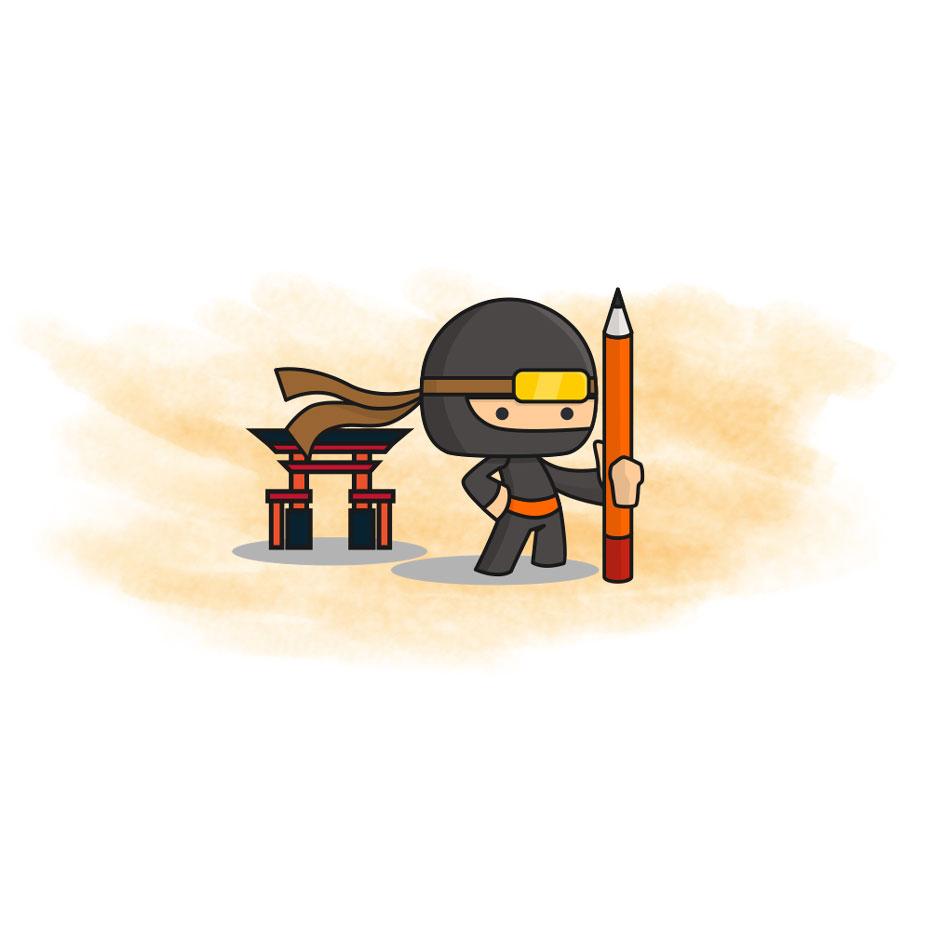 Jasa Penulis Artikel Bahasa Indonesia - (Ninja) Kontenesia