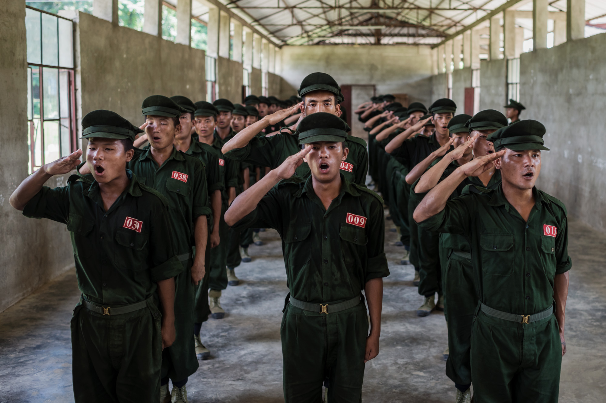 Myanmar's civil war – 360