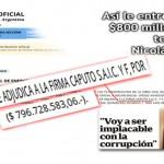 Macri adjudica $800 millones a su testaferro, Nicolás Caputo
