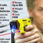 La Argentina legaliza la tortura con pistolas Táser