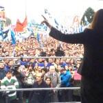 Discurso completo de Cristina Kirchner frente a Comodoro Py