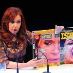 Cristina Kirchner delineó la estrategia del Frente Ciudadano en el ND Ateneo