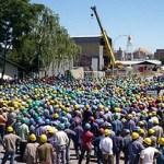 Despiden a 2000 trabajadores de Atucha y suspenden obras por inacción del Estado