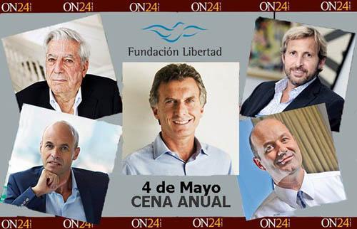 CenaFundacionLibertad-Macri