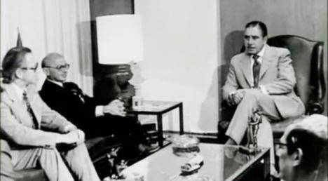 MiltonFriedman-y-Pinochet