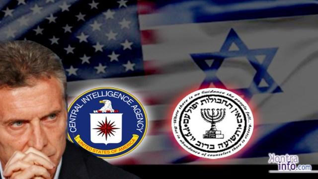 Macri-CIA-Mossad