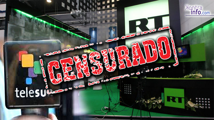 Macri-Censura-Telesur-RT-RussiaToday-Prohibido