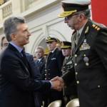 Macri da autonomía a las FFAA, modificando un decreto de Alfonsín