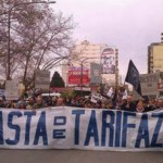 Cacerolazo y protesta nacional este 14 de Julio contra el Tarifazo
