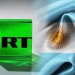 Finalmente, Macri «arrugó» con Putin: el canal RT seguirá en TDA