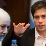 Kicillof: «Bonadio está en una encerrona: pretende juzgar penalmente las decisiones de política económica».