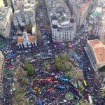 El duro documento de la Marcha Federal contra el gobierno neoliberal
