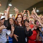"""Cristina Kirchner adhiere y convoca a la marcha #NiUnaMenos: """"Quiero como todas ustedes compañeras, a las mujeres de mi Patria, vivas"""""""