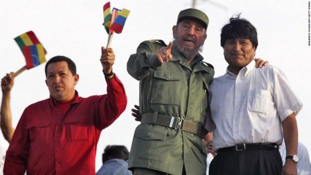 fidelcastro-chavez-morales