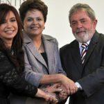 Reunión Cumbre: Cristina, Lula y Dilma juntos en Brasil. Discursos completos