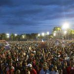 Discurso de Raúl Castro en el homenaje a Fidel: «Sí se puede construir el Socialismo»