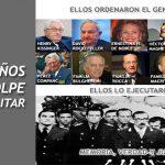 Quiénes ordenaron el Golpe Cívico-Militar y se beneficiaron con sus políticas económicas