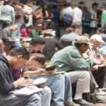 El desempleo en el mundo ha alcanzado su nivel más elevado desde la gran depresión de los años treinta