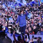 """Cristina presentó Unidad Ciudadana ante una multitud: """"Para ayudar, construir y organizar"""""""
