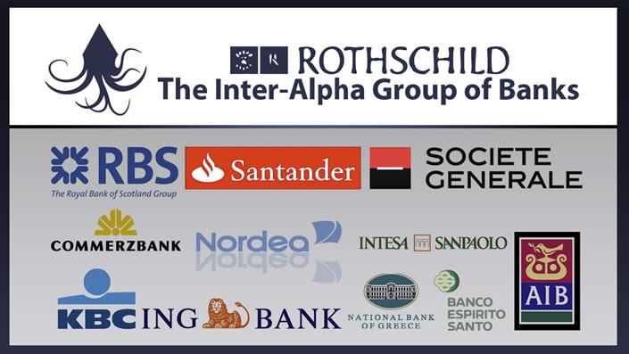Resultado de imagen de Intesa Sanpaolo banca sionista